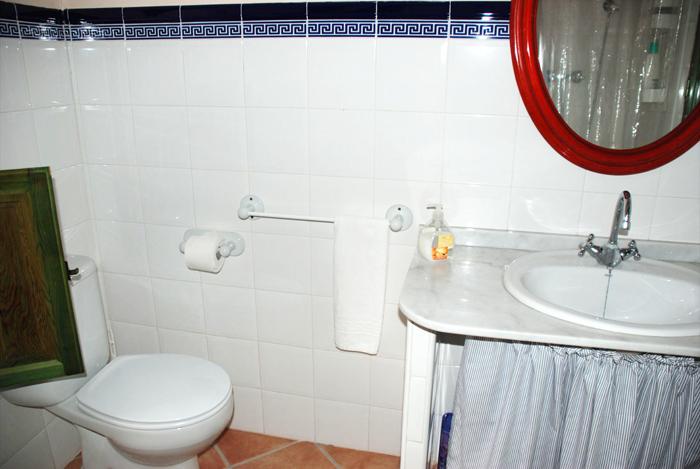 Tamano Baño Minusvalidos:Casas Rurales en Archena – Valle de Ricote – Murcia> Caserío de